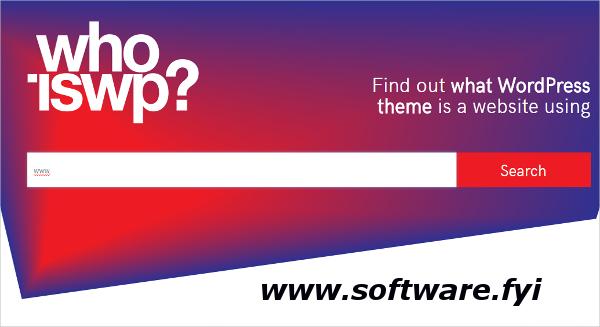 wordpress theme finder