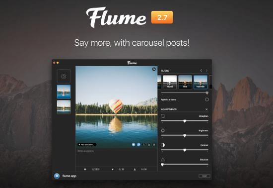 Flume Instagram