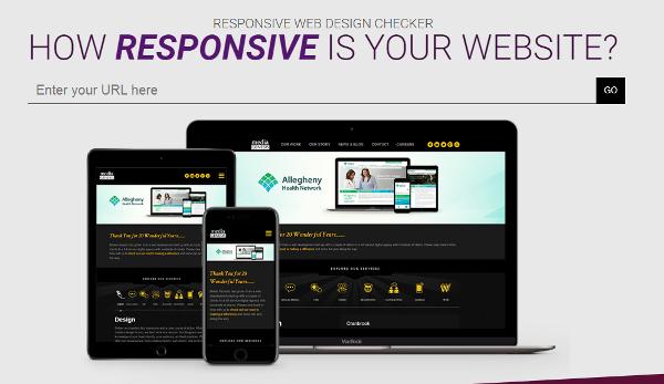 Website Responsive Design Testing Tools